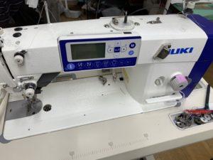本縫いミシン